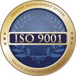 ISO Badge 300